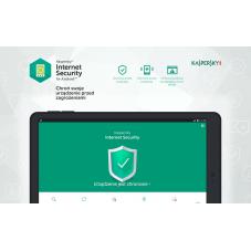 Ochrona Kaspersky Internet Security for Android
