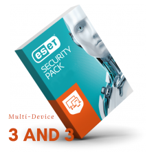 ESET Security Pack 3 and 3