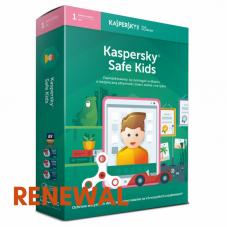 Odnowienie licencji Kaspersky Safe Kids