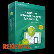 Odnowienie licencji Kaspersky Internet Security for Android