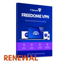 Odnowienie licencji F-Secure Freedome