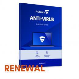 Odnowienie licencji F-Secure Anti-Virus
