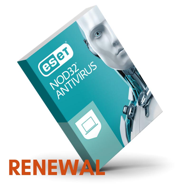 Odnowienie licencji Eset Nod32 Antivirus