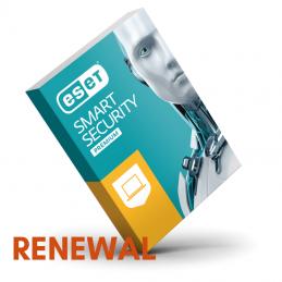 Odnowienie licencji Eset Smart Security Premium
