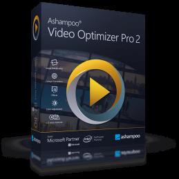 Ashampoo Video Optimizer Pro 2