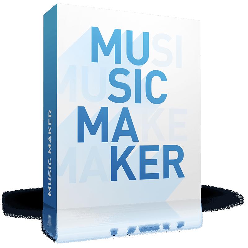 Magix Music Maker 2021